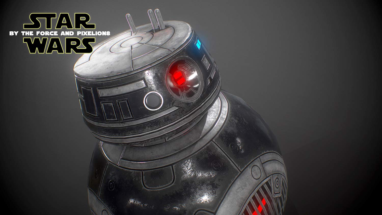 Droid Robots | R2-D2 | C-3PO | Android Robot | Star Wars ...